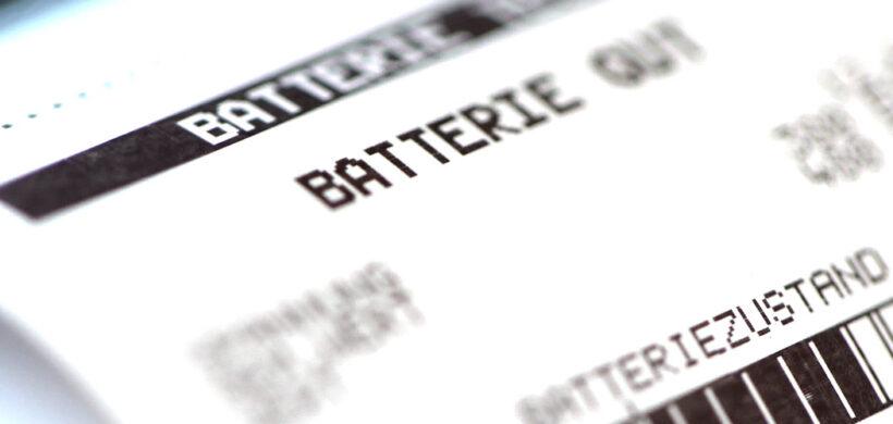 Batterie Service