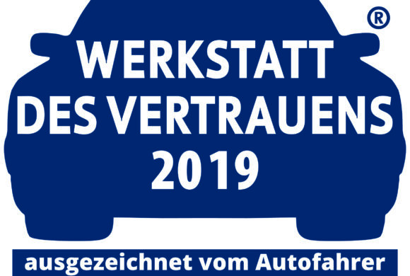 Werkstatt des Vertrauens 2019!