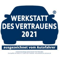 Werkstatt des Vertrauens 2021